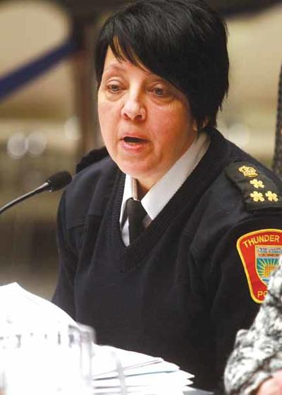 Chief asks for increase to budget