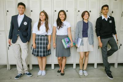 Public schools urged to follow separate school lead and adopt school uniforms