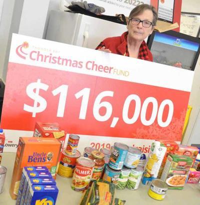 Christmas Cheer campaign on