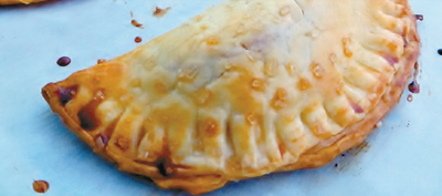 Harvest time meets hand pies