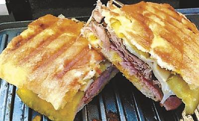 The Classic Chef's Cubano is easy to build