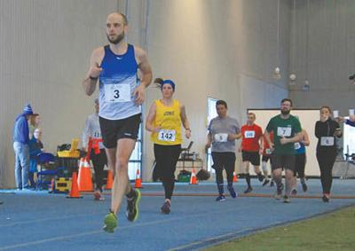 Marathon action
