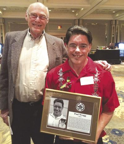 Wragg became 1st Special Olympian to enter Northwestern Ontario Sports Hall of Fame