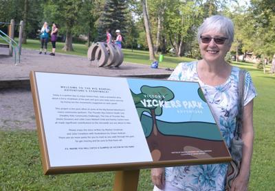 Story encourages park exploration