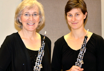 Oboists take centre stage on Saturday night