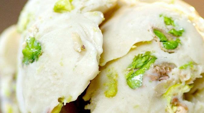 Chef House's Slate River Perfect Pistachio Ice Cream