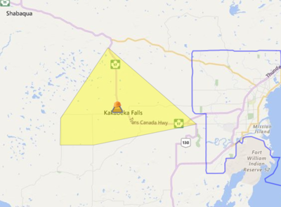 Ontario Hydro Power Outage Map.Update Ontario Hydro Power Outages Local News Chroniclejournal Com