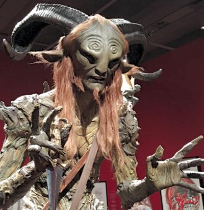 Del Toro shares inspiring monsters