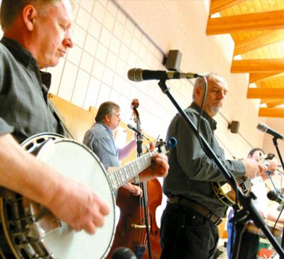 Bluegrass series wraps up