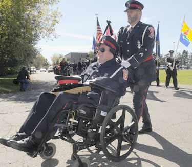 Police sacrifice honoured