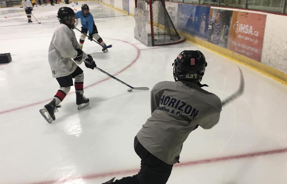 Baby steps for hockey in Thunder Bay