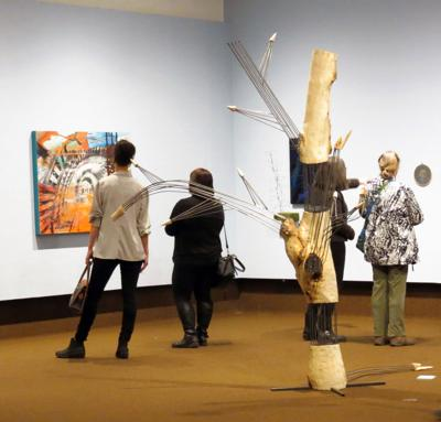 Students shine at juried show
