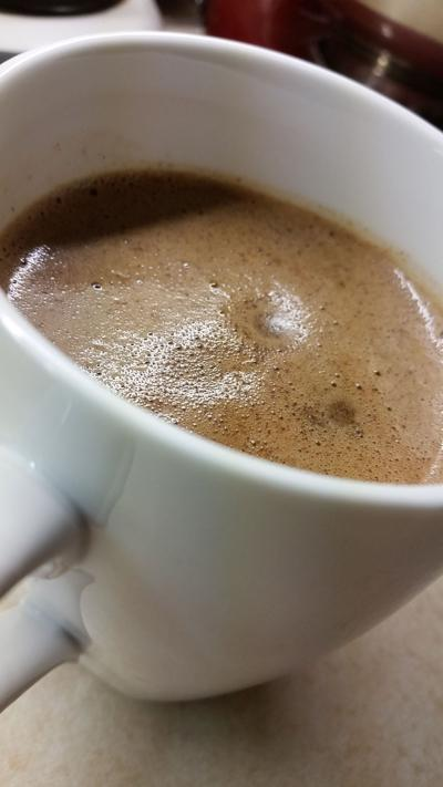 Try the decadent peanut butter marshmallow hot chocolate to warm up with.