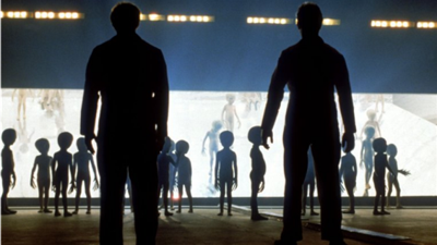 Steven Spielberg's landmark film has been remastered for 4K