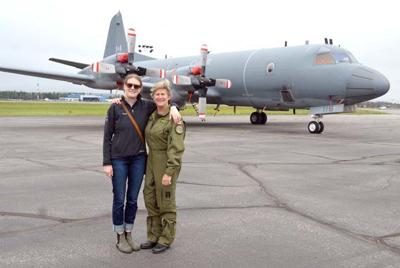 Female pilots take over the air for Gold Cup Rally