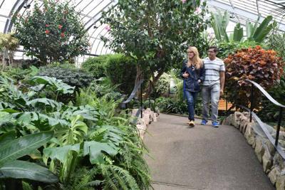 Thunder Bay Centennial Botanical Conservatory