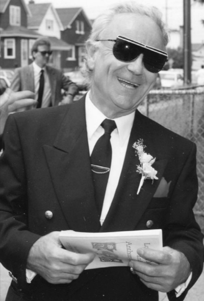 A LIFE WELL LIVED:  Antonio Pecchia