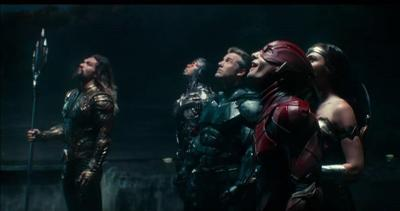 Justice League's tonal shift a welcome change