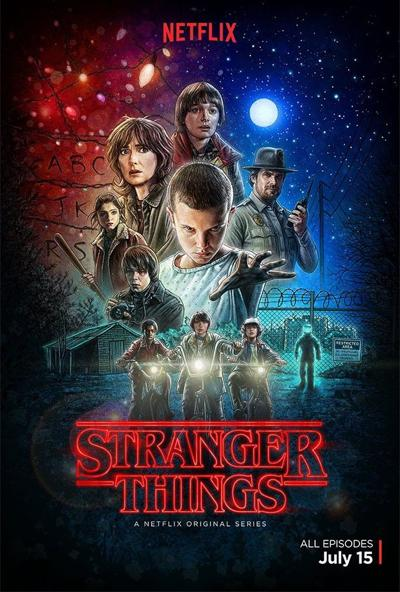 Netflix's Stranger Things a blast of '80s nostalgia