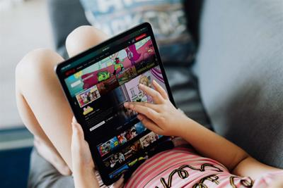 Kids and Screen Time: Healthy in Moderation