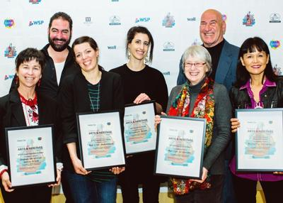 City honours local Arts & Heritage talent