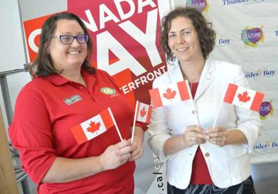 Canada Day parties set