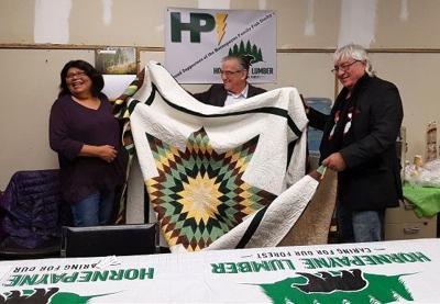 Hornepayne mill provides model for First Nations development