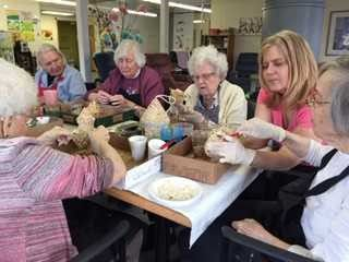 A recreation program for Thunder Bay seniors