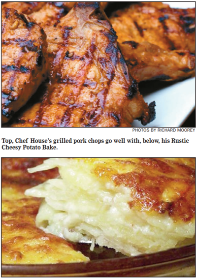 Cooler weather perfect for rustic fare