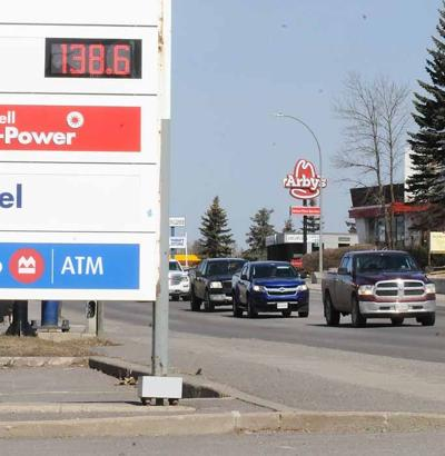 Gas price snapshot
