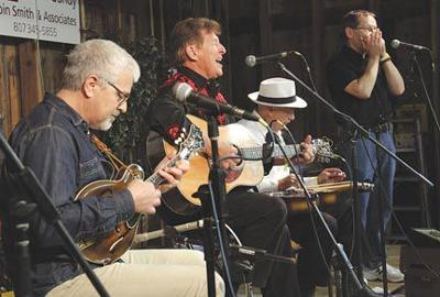 9th annual Kakabeka Falls Bluegrass Festival