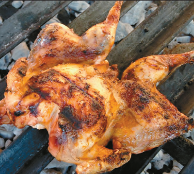 Partridge is a delicate meat with subtle flavours.