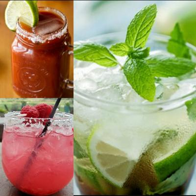 Use the basics of tried and true cocktail recipes and change up the ingredients to build something new.