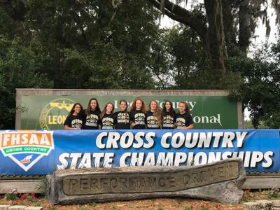 Citrus girls cross country states