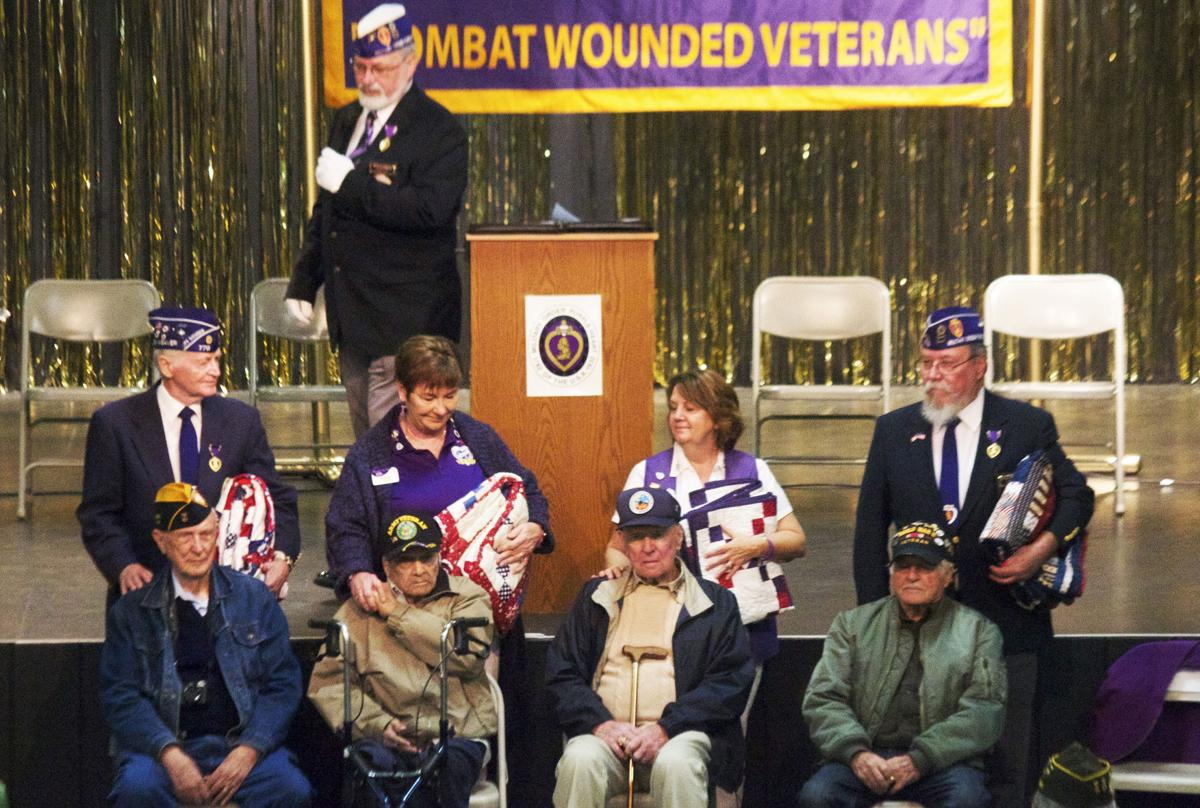 Purple Heart Ceremony to pay tribute | Local News | chronicleonline.com