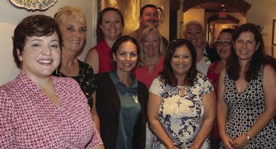 Suncoast Business Masters induct president and board