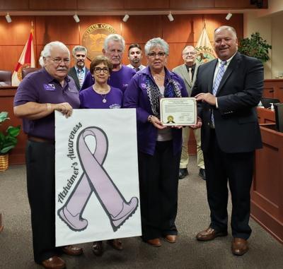 Alzheimer's week proclamation