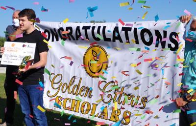 Golden Scholars Brendan Baumer