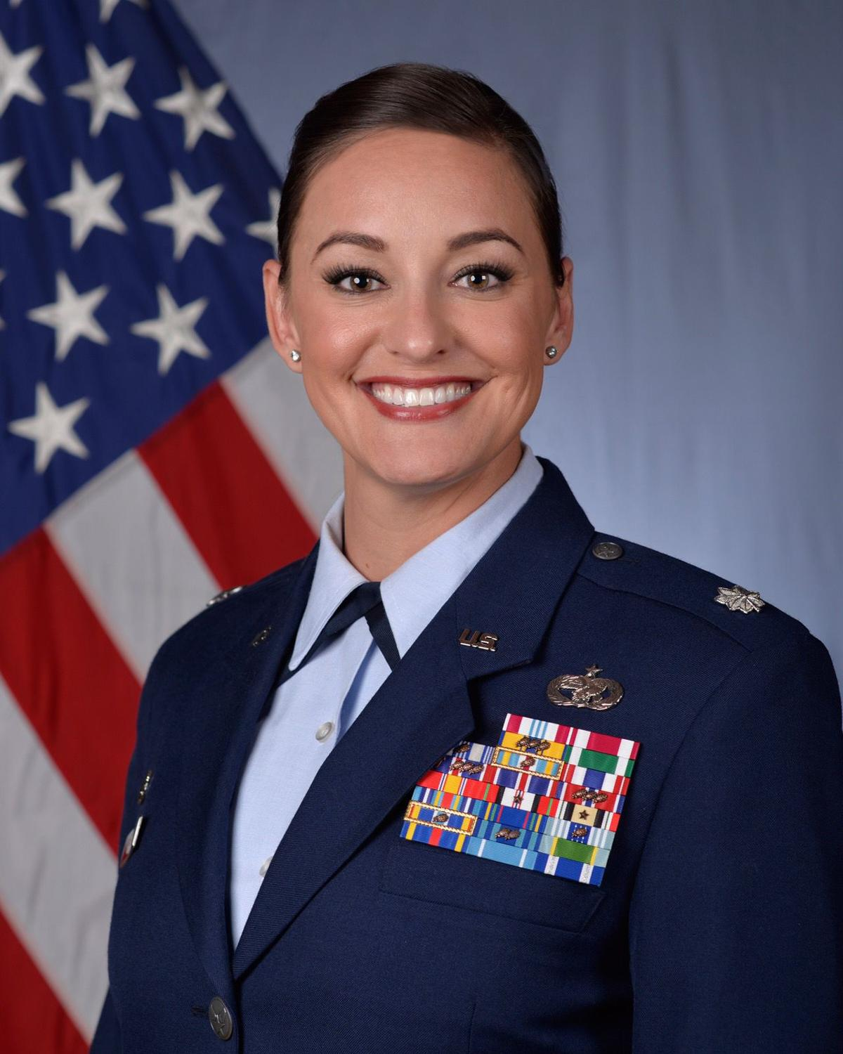 Chronicle Rental Finder: Johnson Promoted In Air Force
