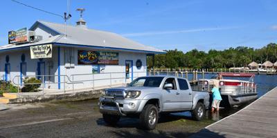 Boat ramp fees dominant