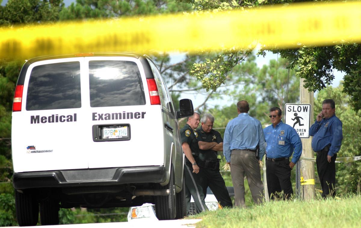 John Henry Campbell Murder Scene File