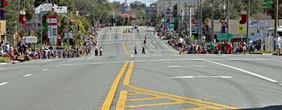Christmas parades will take place in Crystal River, Inverness