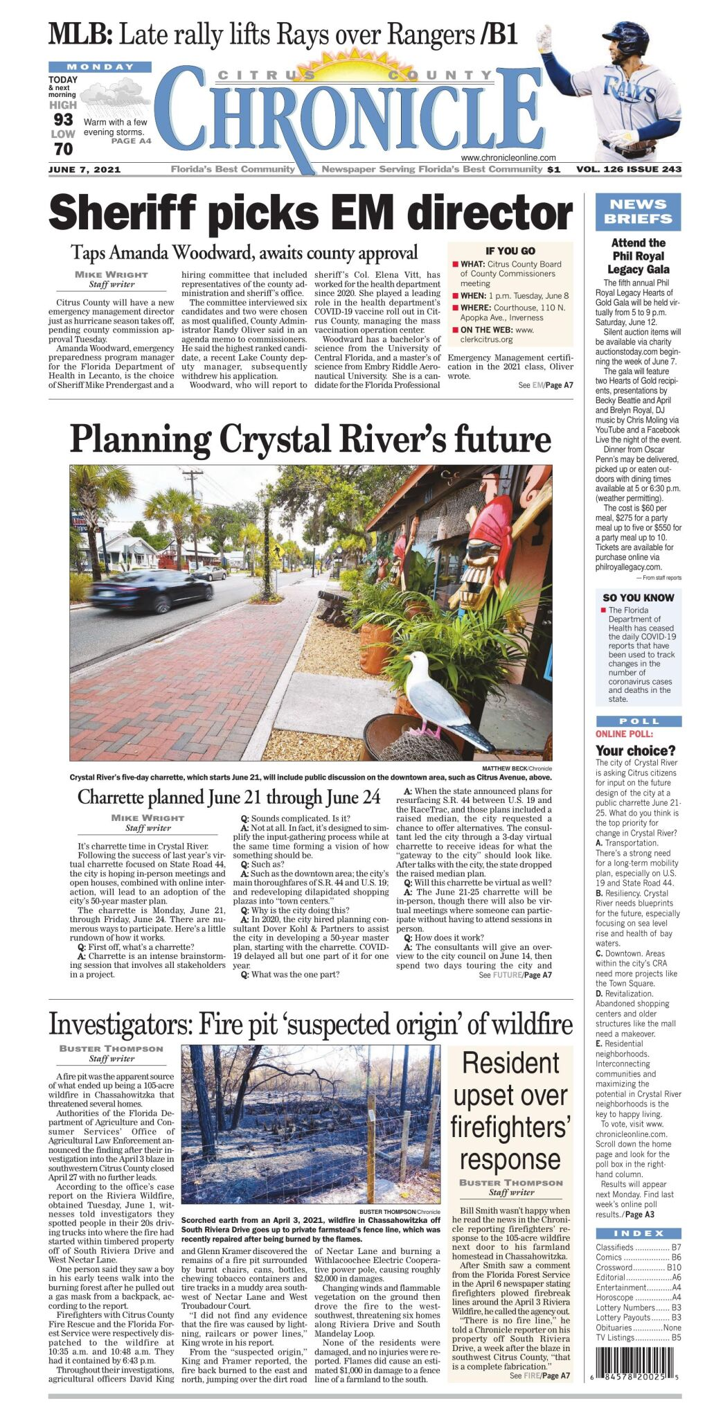 Citrus County Chronicle e edition June 7, 2021