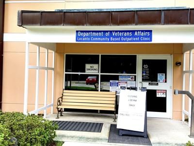 Federal VA Clinic in Lecanto