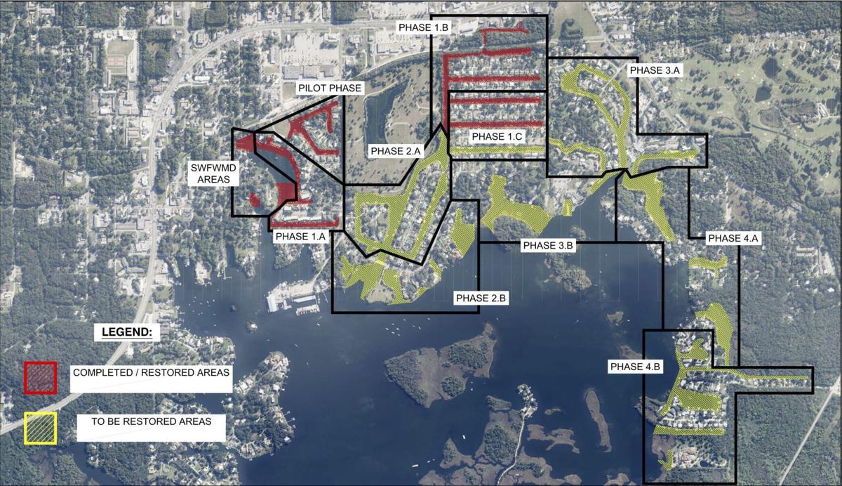 Save Crystal River Project Map - Entire