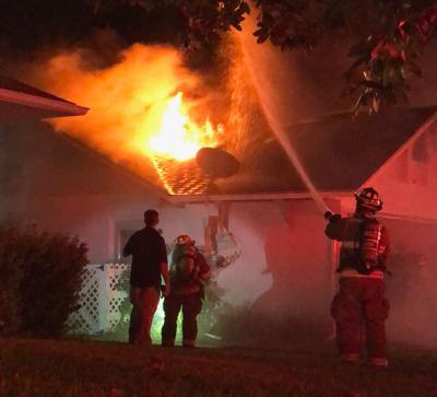 Oct. 9 Beverly Hills house fire
