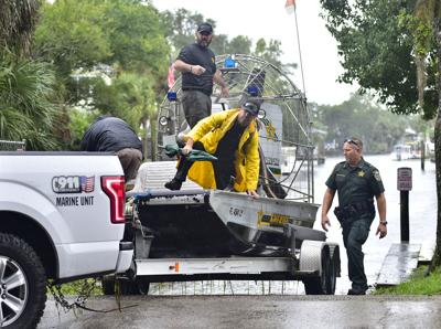 Sheriff's office recovers human remains in Woodland Estates in Crystal River area (copy)