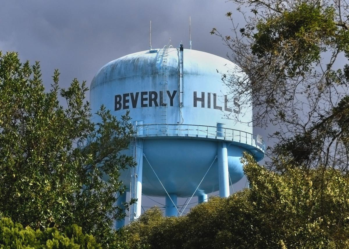 Is Beverly Hills one of the worst 'cities' in the nation to