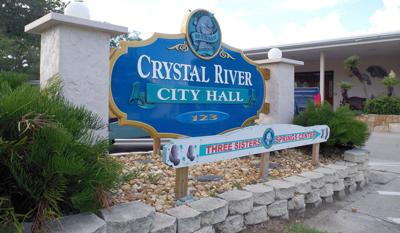 Crystal River City Hall File