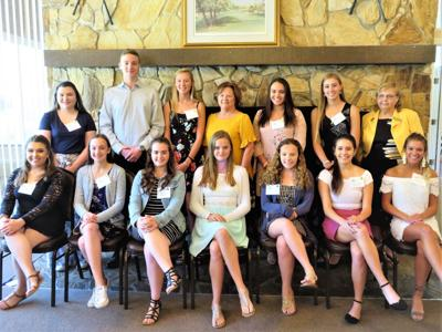 Women of Sugarmill Woods scholars 0501